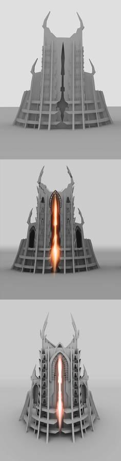 Fortress of Sins - Dev. progression