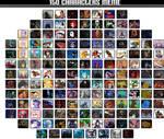 150 Character meme