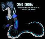 Megaman X9 Maverick #1: Cryo Kobra