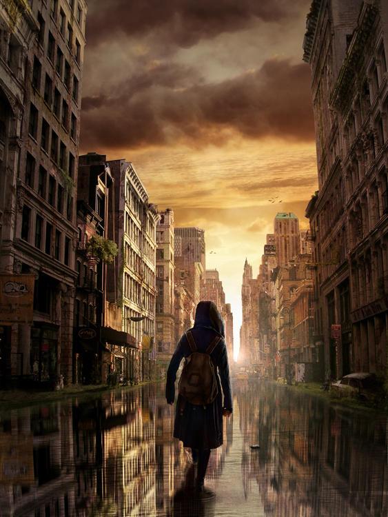 Post-apocalyptic city