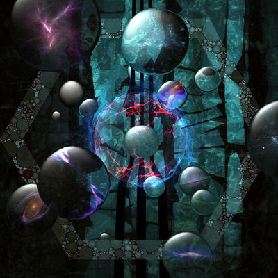 Multiple universes  by Deathsdoor-inc