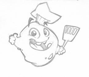 Commission_Potato by thekidKaos
