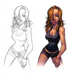 Commission_Dickies girl
