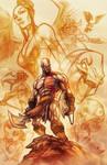 God of War . colors