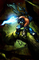 Soul Reaver . colors by thekidKaos