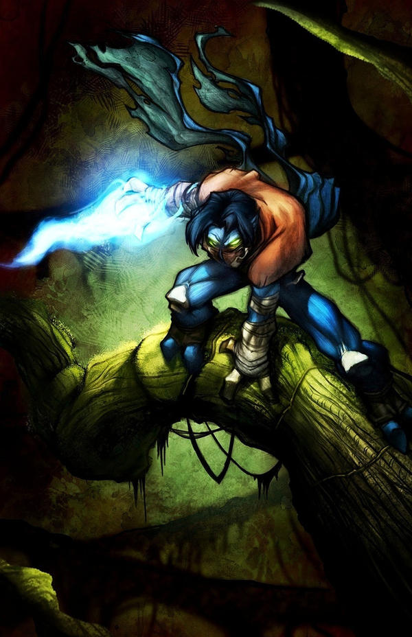 Soul Reaver . colors