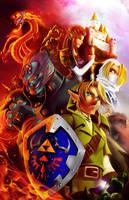 Zelda . colors