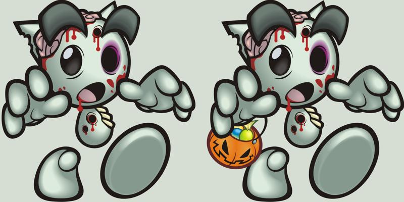 F e l l a . Halloween by thekidKaos