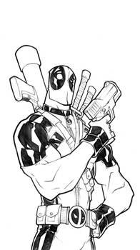 Deadpool lines [HD]