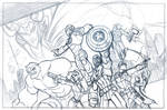 Assemble rough