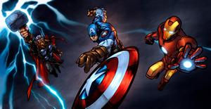 Avengers Assemble ! by thekidKaos