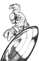 First Avenger [HD] by thekidKaos