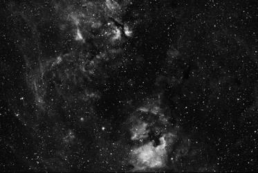 Cygnus H-alpha