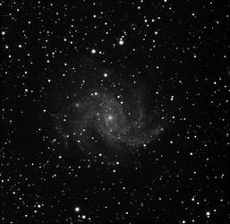NGC 6946 Spiral Galaxy
