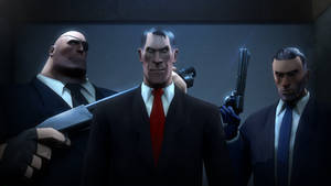 Payday 2 : Team Fortress version