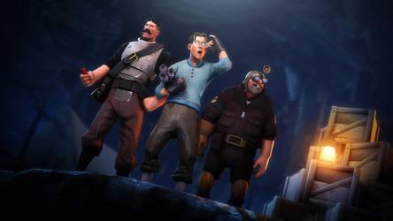 Team Fortress 2: Atlantis by P0nyStark