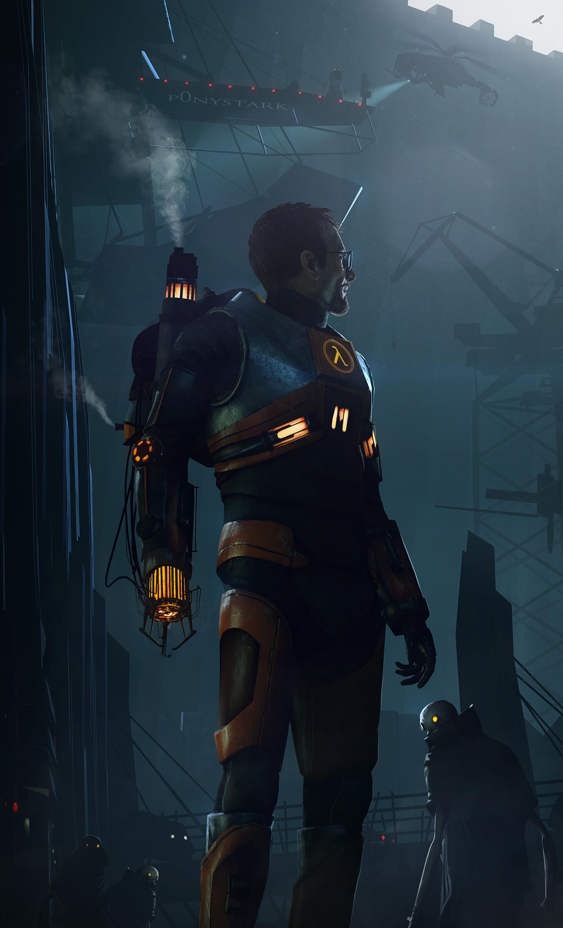 Half-Life 3 by P0nyStark