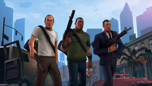 GTA 5 in TF2 style (second version)