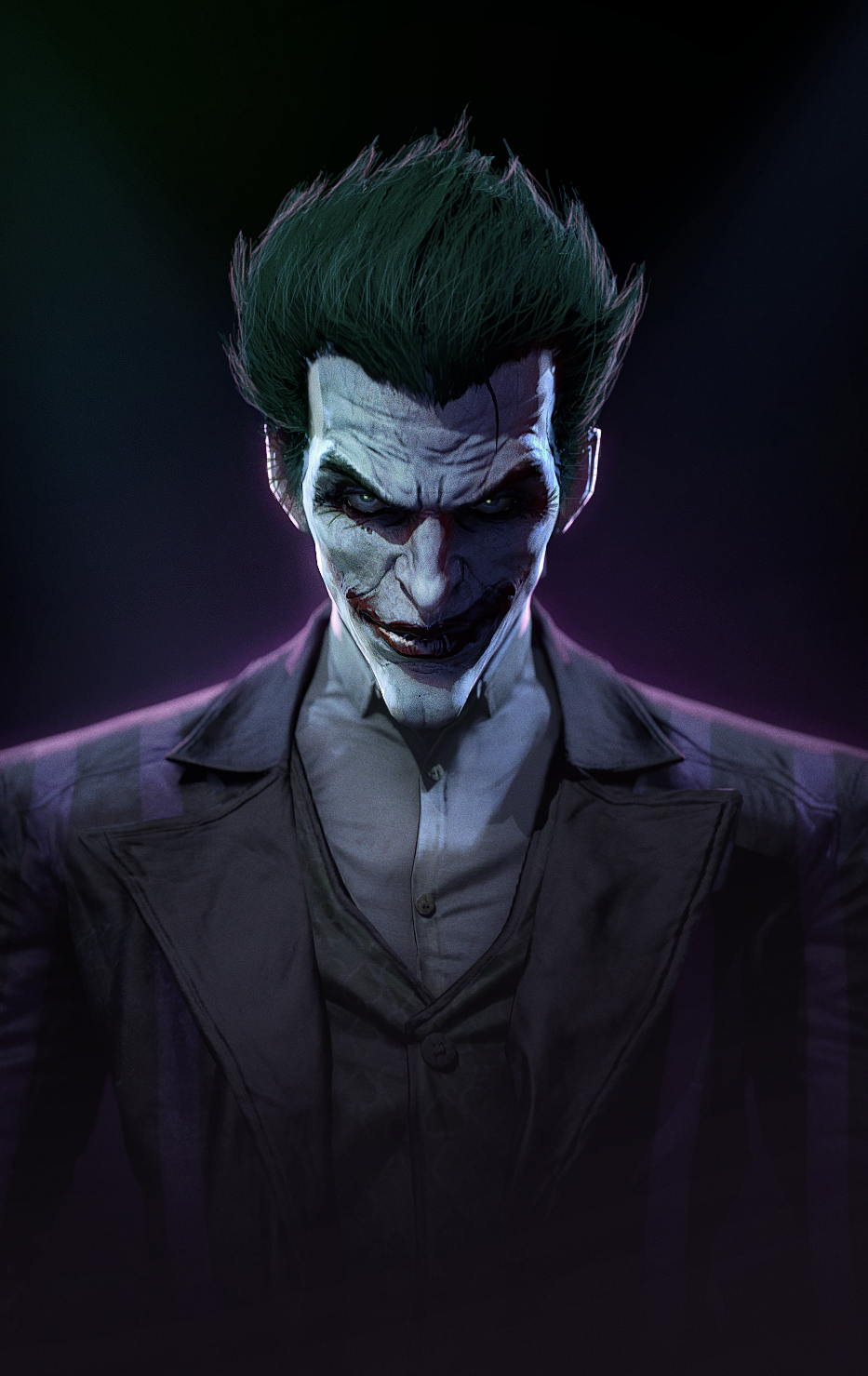 Joker Bedroom Wallpaper