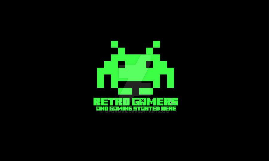Gallery For U0026gt Retro Gaming Wallpaper Hd