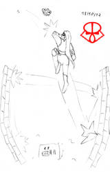 Dia 17 De Superheroe by Erynus