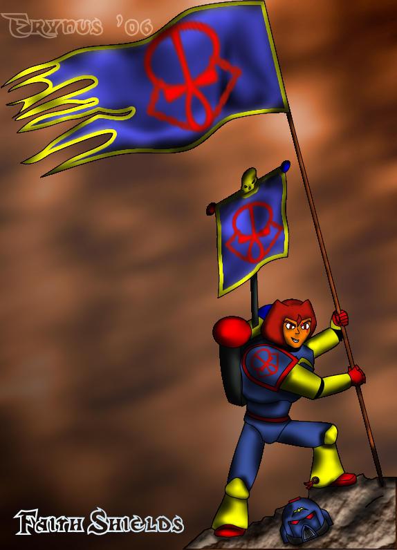 For the Emperor-Faith Shields-