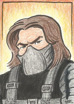 The Winter Soldier by BudRogers