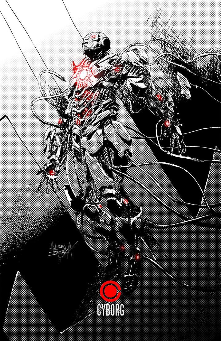CyborgCyborg by acidkoolaid