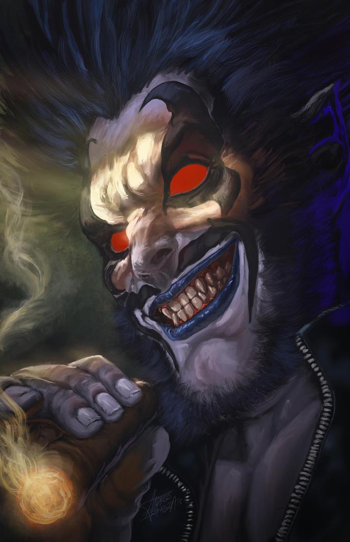 Lobo by acidkoolaid