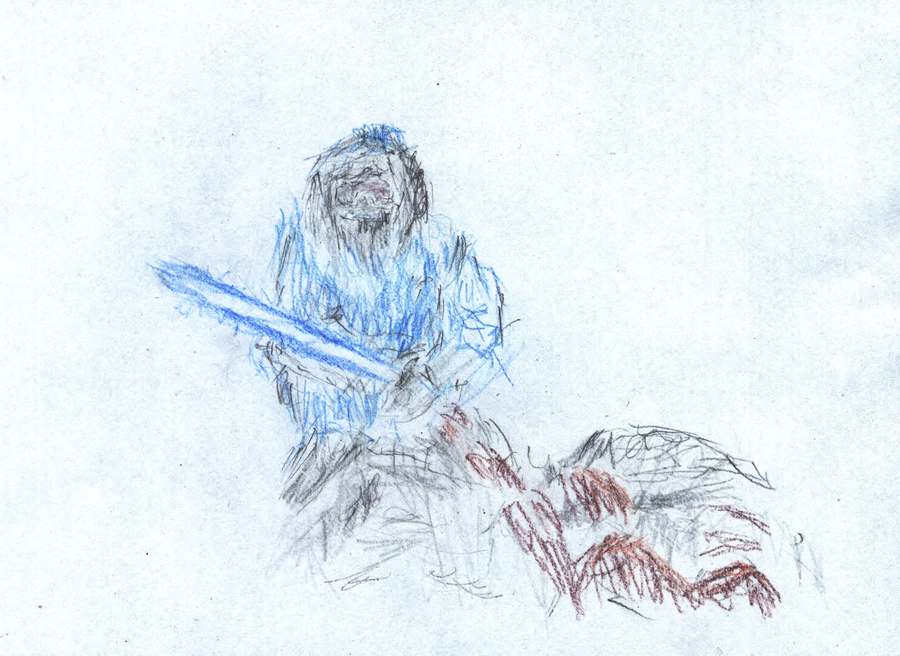 Hoth rescue by sfxdx