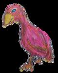 Stefon the flightless bird by sfxdx