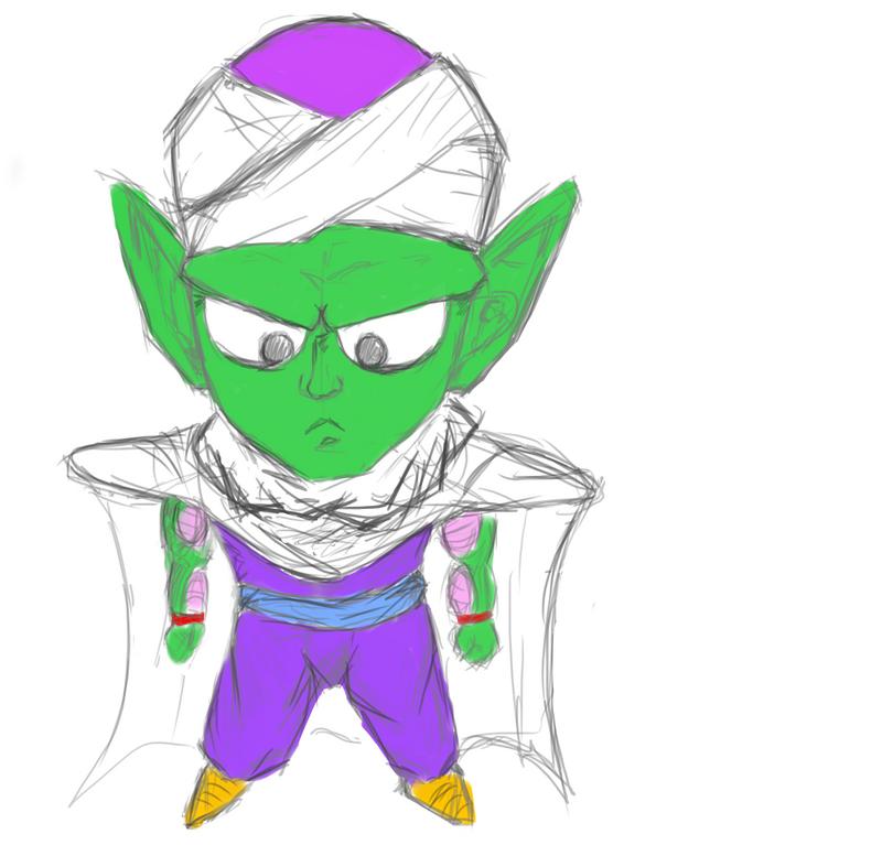 Piccolo by sfxdx