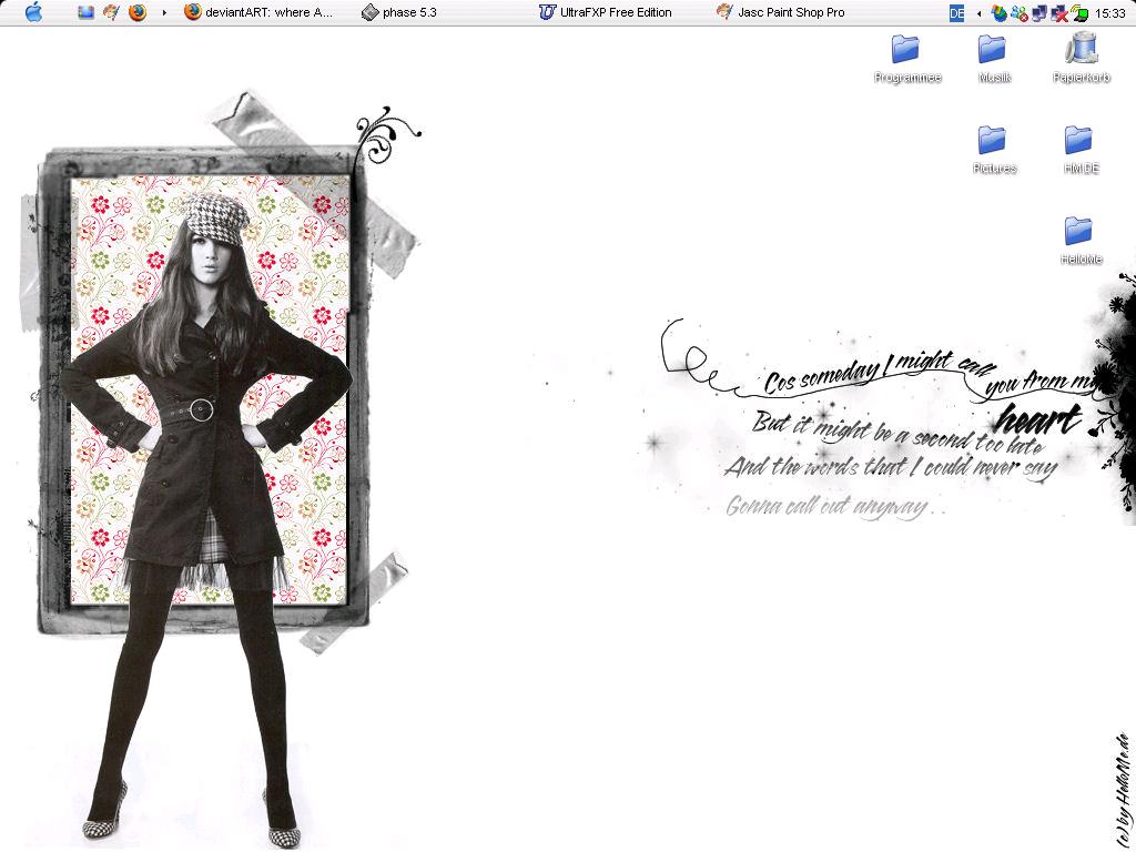 My Desktop by elefandi