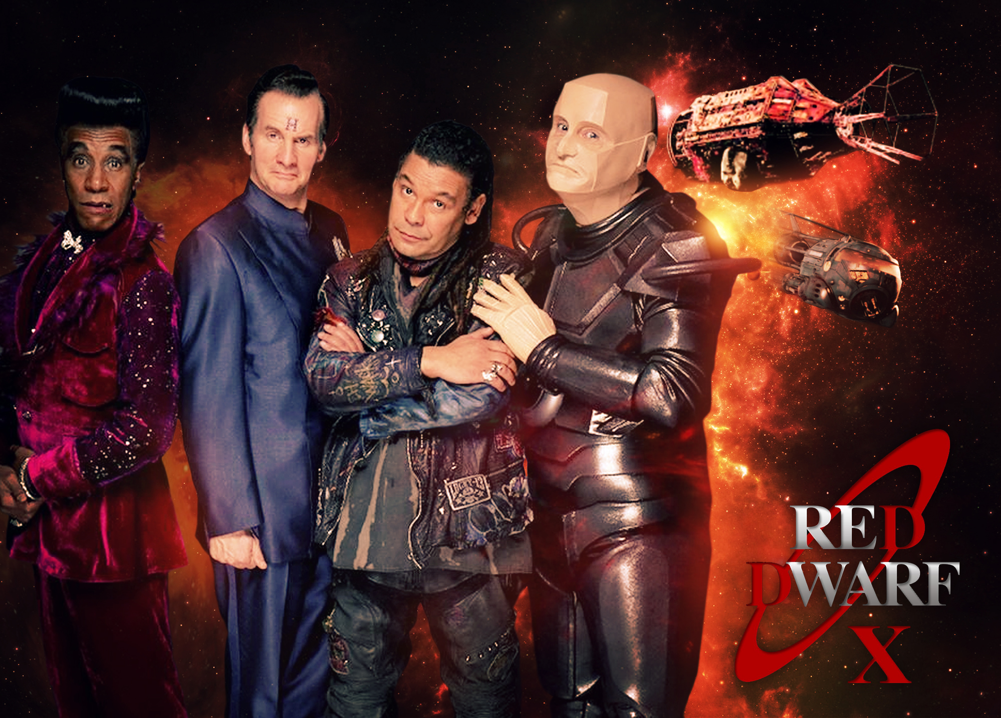 1000+ images about Red Dwarf on Pinterest | Red dwarf ...