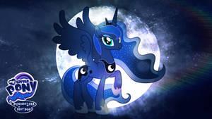 Princess Luna is Best Pony HD Wallpaper