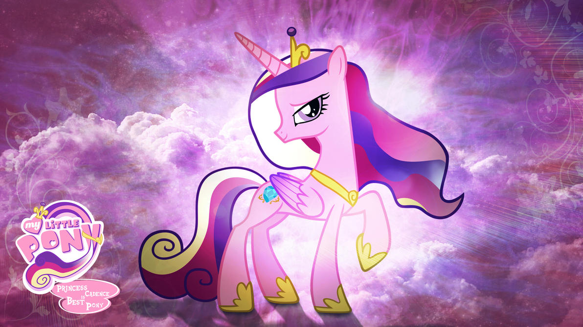princess cadence is best pony hd wallpaper by jackardy on