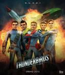 Thunderbirds Are Go - Poster