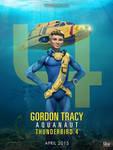 Thunderbird Are Go - 4 - Gordon Tracy - Poster