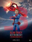 Thunderbird Are Go - 3 - Alan Tracy - Poster