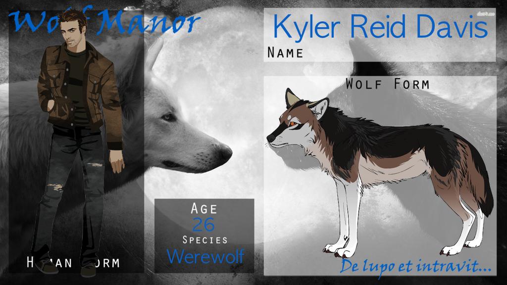 || WOGM Application || Kyler Reid Davis || by Marclenia