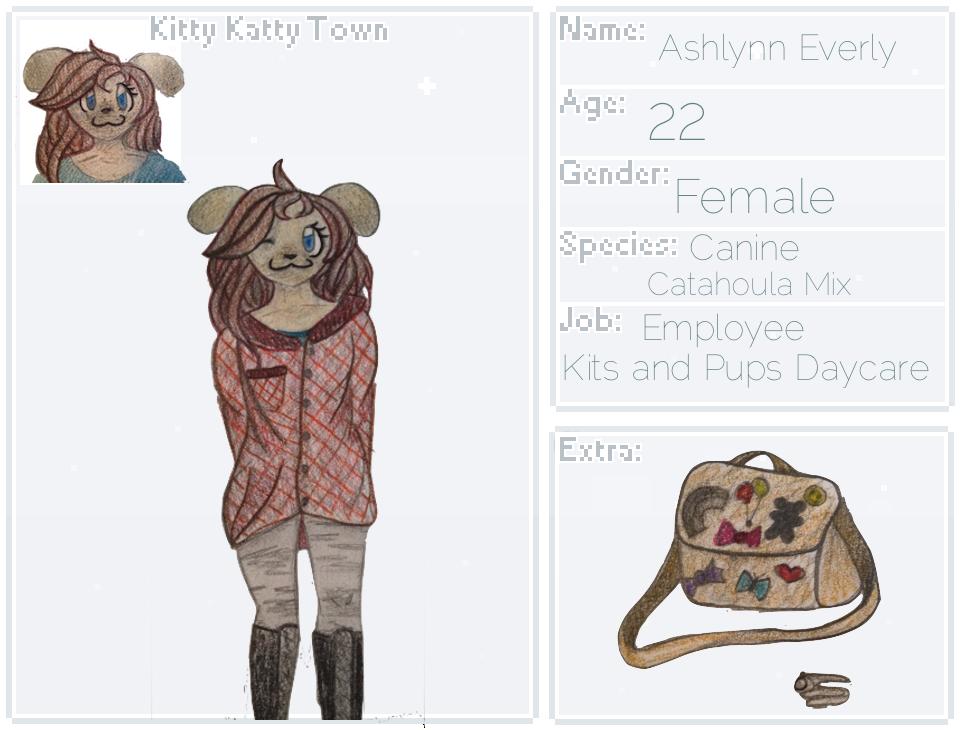 || KKT Application || Ashlynn Everly || by Marclenia