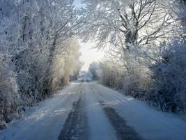 Snow Stock 1 by SpioradAisce