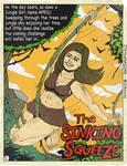JungleDames#1: April #1 pg.1