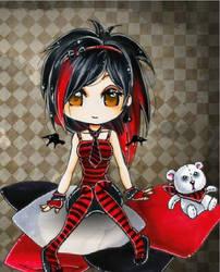 Goth Girl by Smilelil1