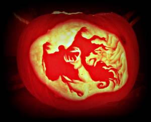 Halloween Patronus