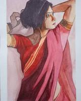 Malavika Mohanan by Majorflaw