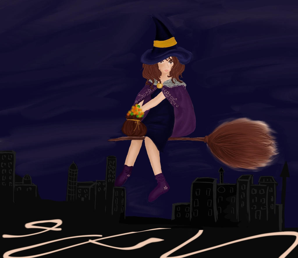 Witch by LinasWorkshop