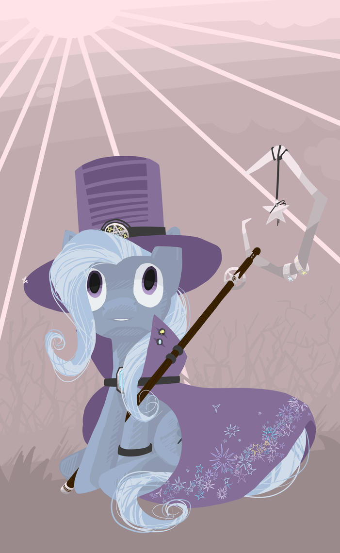 Untitled Trixie by quiet-victories
