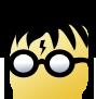 Character of Logo BlogHogwarts