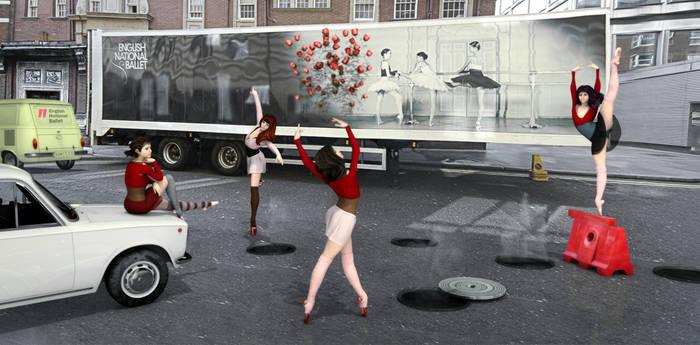 Ballet Proof , Rose Up
